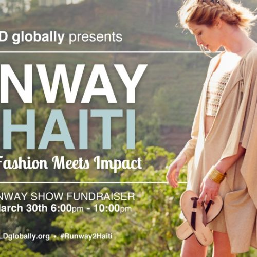 Runway to Haiti Fashion Show