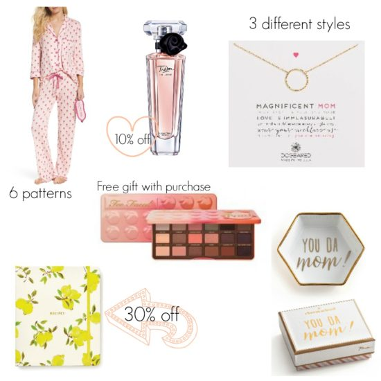 Mother's Day Gift Guide for Young Moms