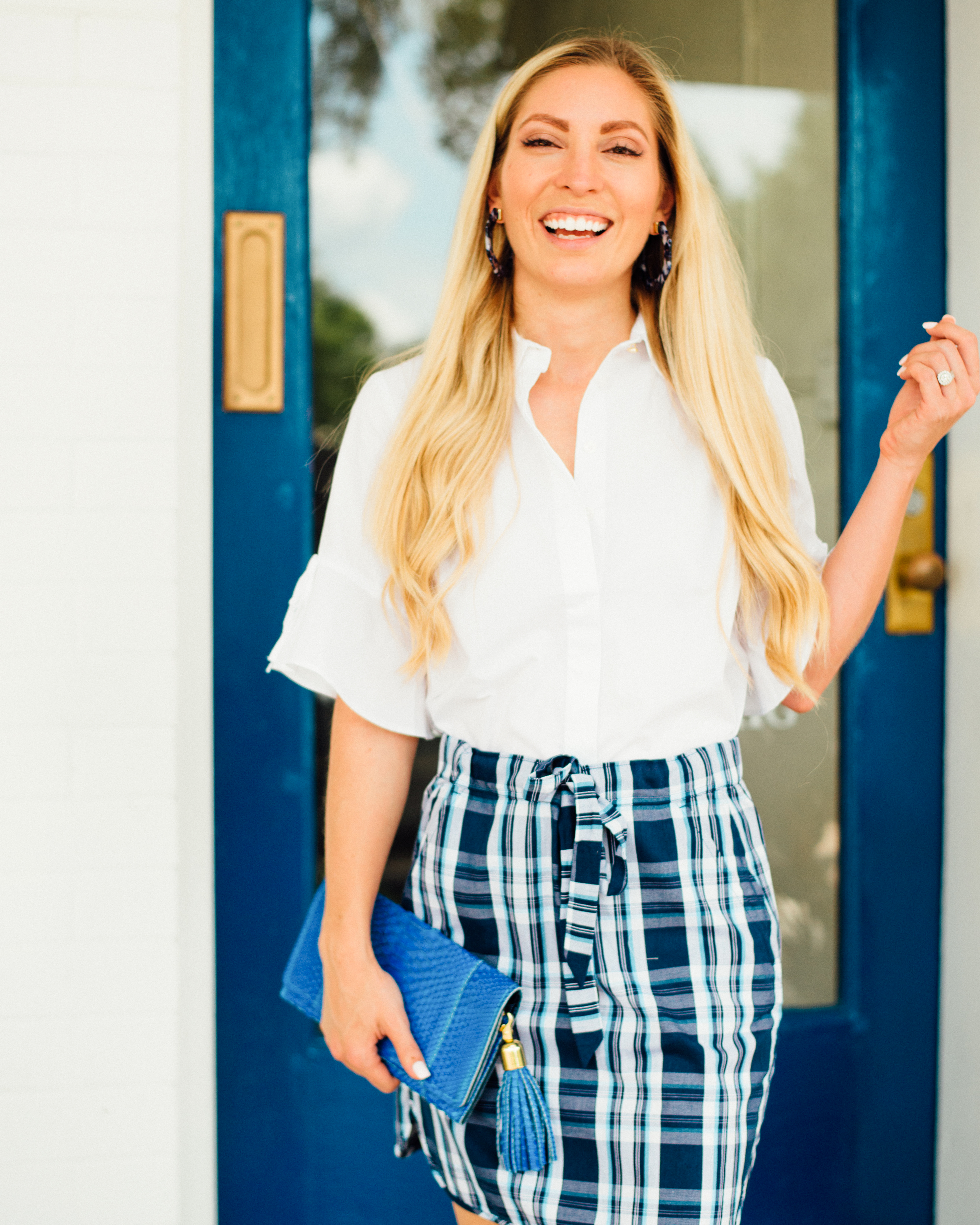PREPPY PLAID TREND FOR FALL